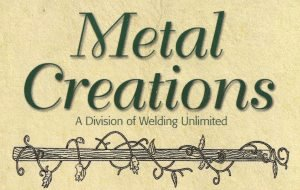 Custom creative Iron and Metal Work Asheville and Hendersonville Location