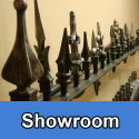 Metal Creations showroom